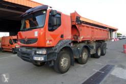 Camion Renault Kerax bi-benne occasion