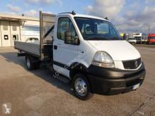 Nyttobil med flak häckar Renault Mascott