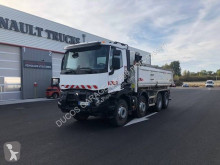 Camion Renault Gamme C 460.32 DTI 11 bi-benne occasion