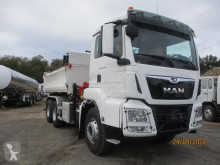 Camion MAN TGS 26.430 bi-benne neuf