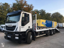 Camion porte engins Iveco Stralis AD 320 S 36 X/PS