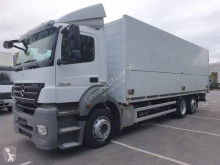 Mercedes Axor Mercedes-Benz Axor 2536 6x2 200.000 KM !!! 8-Gang manuell truck used beverage delivery box
