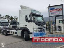 Camión portacontenedores Volvo FM 500
