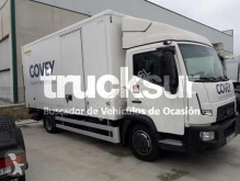 Camion fourgon Renault Gamme D Cab 7.5