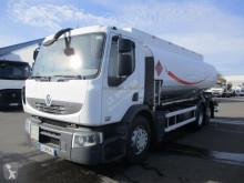 Kamión cisterna uhľovodíky Renault Premium 320.26