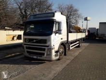 Camión caja abierta teleros Volvo FM9 300