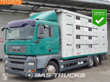 MAN cattle truck TGA 26.400