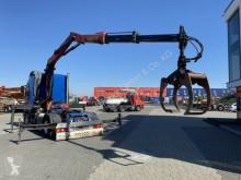 تجهيزات الآليات الثقيلة Palfinger Epsilon S 250 Z plus + Greifer هيكل العربة مستعمل