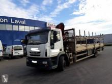 Camión caja abierta teleros Iveco Eurocargo 160 E 25