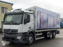 Camión caja abierta transporte de bebidas Mercedes Antos 2543*Euro6*Retarder*Lift-/Lenk