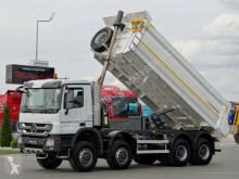 Камион самосвал Mercedes ACTROS 4141 / 8X8 / KH-KIPPER / EURO 5 /