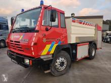 Kamion Steyr 19S32 - 8000L Tank + Rosenbauer Pump - Feuerwehr / Pompiers / Firetruck hasiči použitý