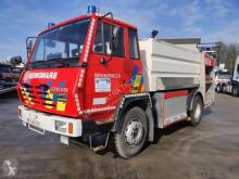 Steyr 19S32 - 8000L Tank + Rosenbauer Pump - Feuerwehr / Pompiers / Firetruck truck used fire