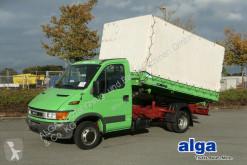 Carrinha comercial basculante tri-basculante Iveco Daily 50C13K 4x, Meiller-3-Seiten, 3. Sitz, 79.200km