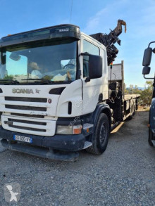 Camion Scania P 114P380 plateau standard occasion