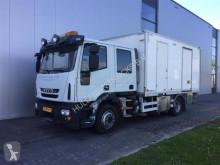 Camión furgón Iveco EUROCARGO 120E25 4X2 WORKSHOP CREW CAB