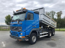 Camion Volvo FH12.420 6X2 MANUAL FULL STEEL HUB REDUCTION benne occasion