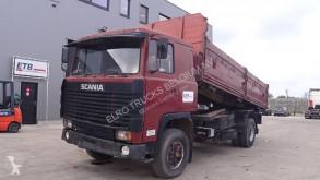 Camion benne Scania 111