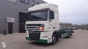 Camion DAF XF 410 châssis occasion