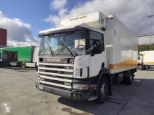 Camión Scania D 94D260 frigorífico usado