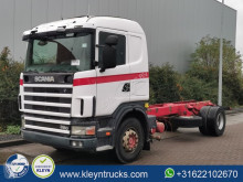Camion Scania R sasiu second-hand