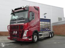 Camión portacontenedores Volvo FH 540 6x2 Container truck