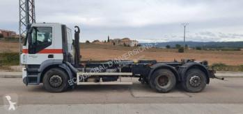 Kamión hákový nosič kontajnerov Iveco Stralis 360
