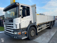 Scania D truck used flatbed