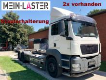 Camion sasiu MAN TGS TGS 26.320 6x2 Lift-Lenkachse Staplerhalterung