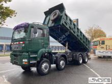 Camion MAN TGA 41.480 benă second-hand