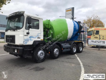 MAN 32.322 truck used concrete mixer