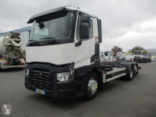 Camion Renault Gamme T 430 P6X2 E6 transport containere second-hand