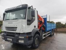 Камион Iveco 310 6X4 PALFINGER PK 44002 платформа втора употреба