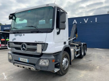 Camion Mercedes Actros 2641 polybenne occasion