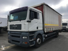 Camion MAN TGA 18.360 obloane laterale suple culisante (plsc) second-hand