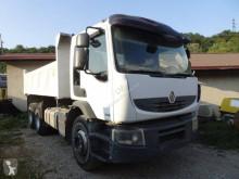 Camion Renault Premium Lander 410 DXI benă bilaterala second-hand