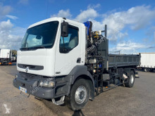 Renault Kerax 270 DCI truck used three-way side tipper