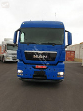 MAN TGX 480 truck used chassis