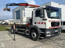 Camion MAN TGM 18.290 bi-benne occasion