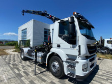 Iveco Stralis truck used hook arm system
