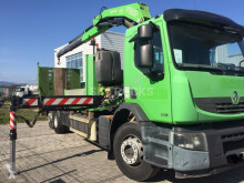 Renault heavy equipment transport truck Premium 380