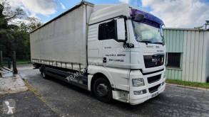 Camion MAN TGX 18.360 rideaux coulissants (plsc) occasion