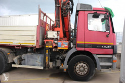Mercedes Actros 1831 truck used dropside