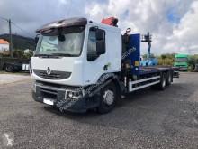 Camion Renault Premium 370 platformă second-hand