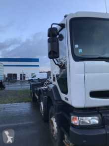Renault Kerax 420 truck used hook lift