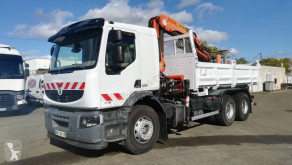 Renault Premium Lander 370.26 DXI truck used two-way side tipper