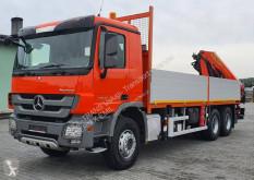 Kamión valník Mercedes Actros