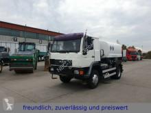 Camion MAN * LE 10.220 * 4x4 * LINDNER&FISCHER TANKAUFBAU * citerne occasion