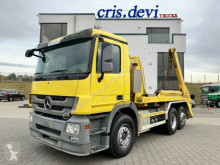 Camion Mercedes Actros 2544 6x2 Hyvalift Absetzkipper | Euro 5 benne occasion