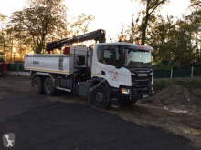Camion benne TP Scania P 410